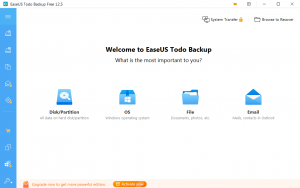 EaseUS Todo Backup Crack 13.5.0 + Activation Code Advanced Server 2021