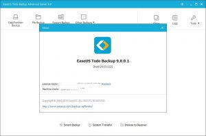 EaseUS Todo Backup Advanced Server Crack 13.5.0.5With License Code 2021 [Latest]