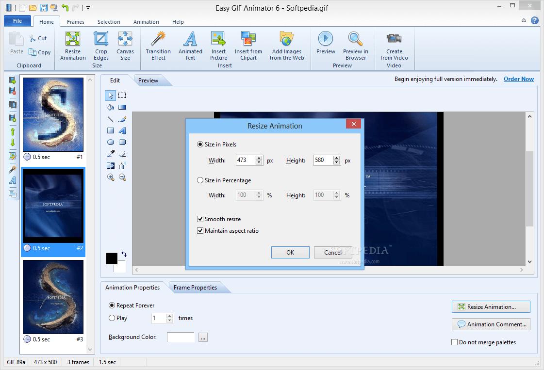 Easy GIF Animator Crack 7.4.4 + License Key [Latest] 2021 Free