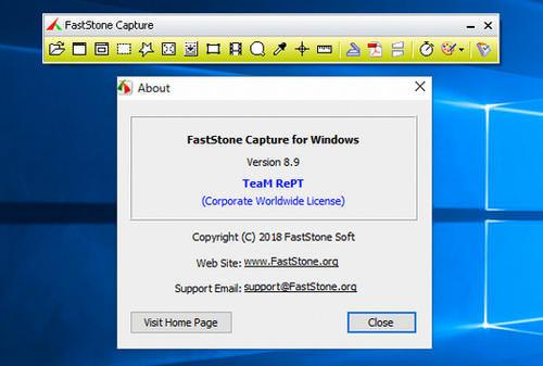 FastStone Capture Crack 9.7 + Activation Code Free Download 2021