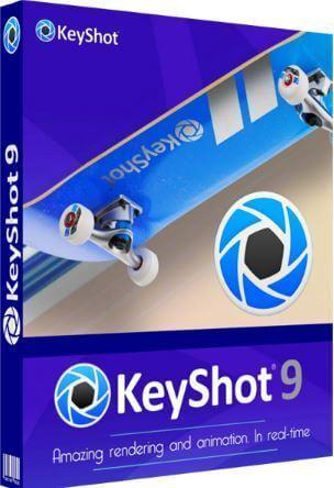 Luxion KeyShot Pro Crack