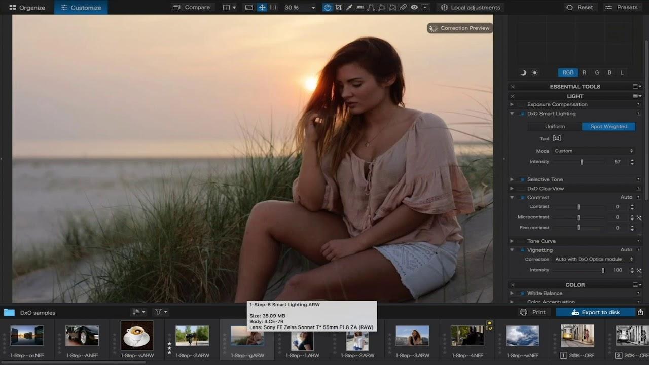 DxO PhotoLab Crack v4.3.1.4580 Build 4580 + License Key [Latest Version]