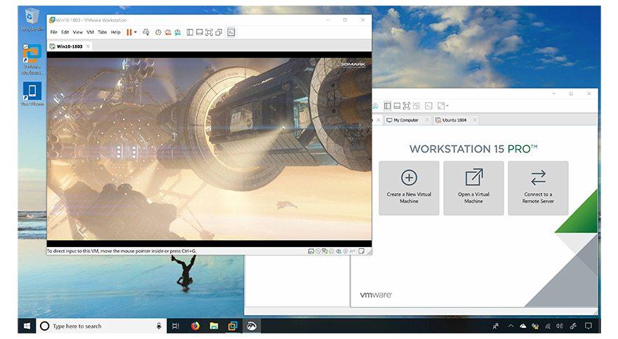 VMWare Workstation Pro Crack 16.1.2+Full Keygen [April 2021]