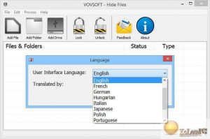 VovSoft Hide Files Crack 6.7 with  Full License Key 2021 [Latest] Version