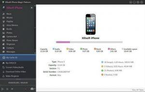 Xilisoft iPhone Magic Platinum Crack 6.7.31 With [Latest] 2021 Free