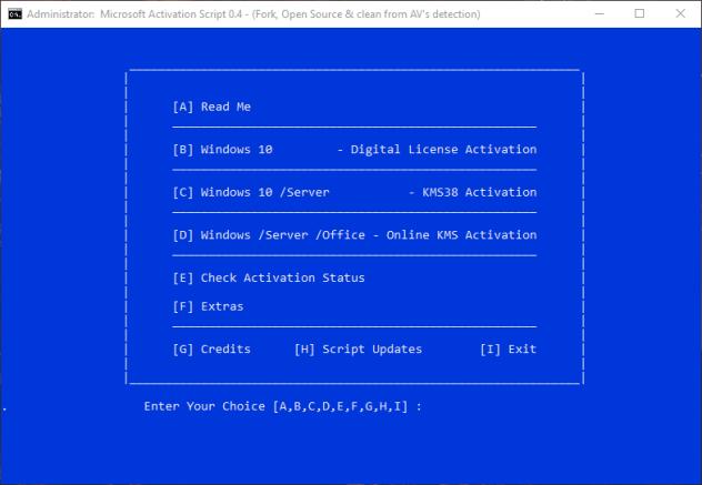 Microsoft Activation Scripts Crack V1.4 With Free Keys Download 2021