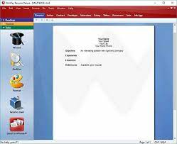 WinWay Resume Deluxe Crack 14.00.018 With  Free Download 2021