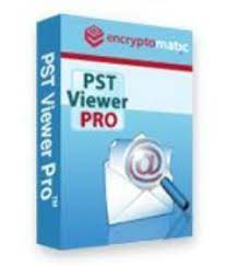 Encryptomatic PstViewer Pro Crack