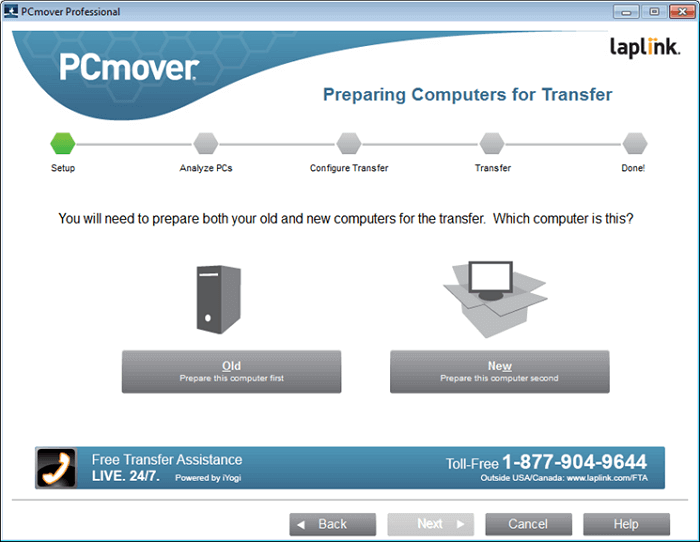 Laplink Software PCmover Crack 12.0.1.21486 With Key [Latest] 2021 Free