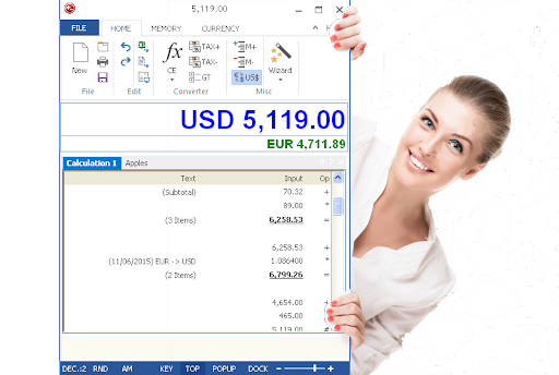 DeskCalc Pro Crack 9.04 With Latest Version Full Download 2021
