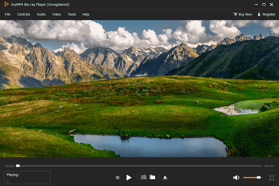 AnyMP4 Blu-ray Player Crack 8.0.39  Free Download [2021]