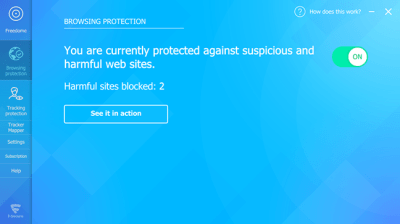F-Secure Freedome VPN Crack 2.42.736.0 With [ Latest Version] Download 2021