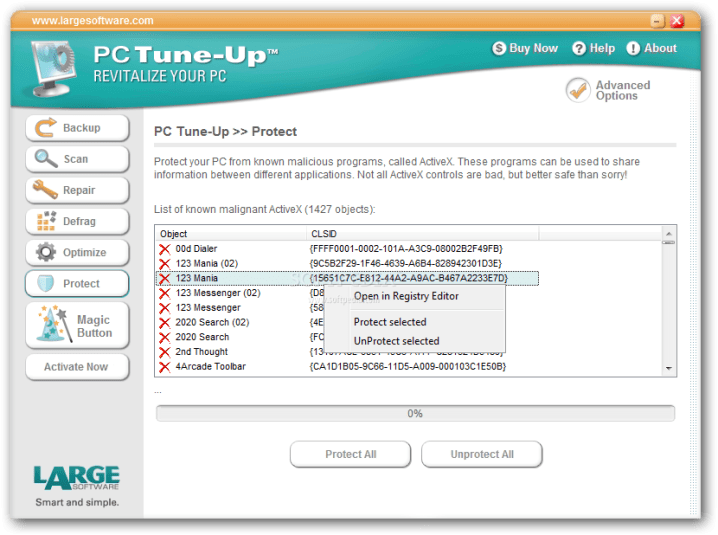 Large Software PC Tune-Up Pro Crack 7.0.1.1 with Download 2021