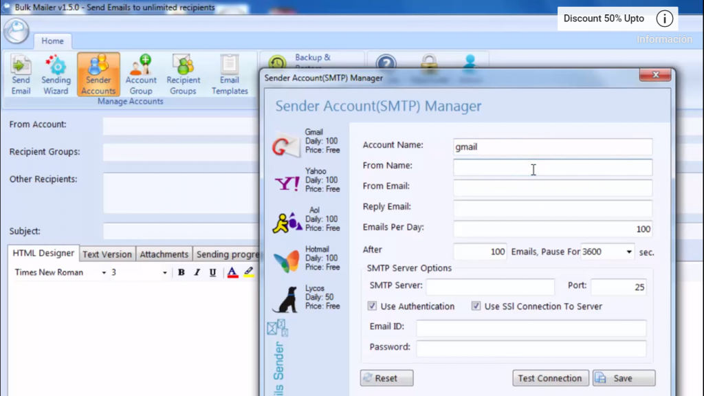 Advance Bulk Mailer Crack 3.2.3.49 with Free Download 2021