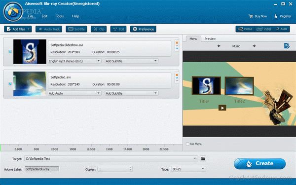 Aiseesoft Blu-ray Creator Crack 1.1.6 with Free Download 2021