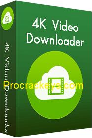 4KSoftware 4K Downloader Crack