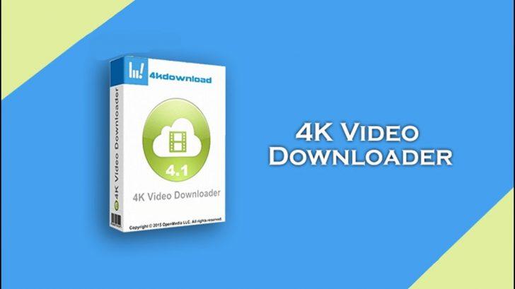 4K Video Downloader Crack 4.18.1.4500 Full  Latest Version + Serial Keygen {2021}
